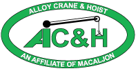 Alloy Crane And Hoist
