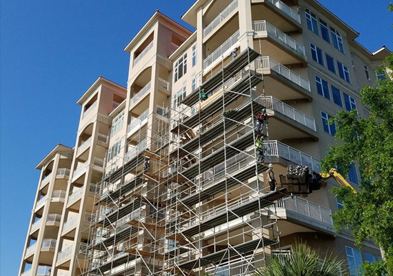 Custom Quality Scaffolding About